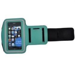 Sport iPhone 4S Armbandsskal (Grön)