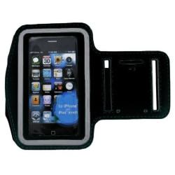 Sport iPhone 4S Armbandsskal (Svart)