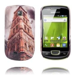 StoryLine (Square Tower) Samsung Galaxy Mini Skal