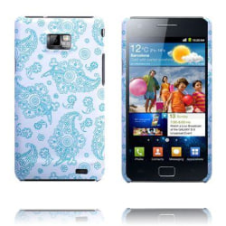 Sumatra (Ljusblå) Samsung Galaxy S2 Skal