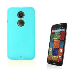 Sund (Blå) Motorola Moto X2 Skal