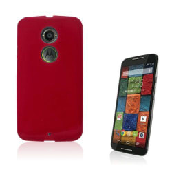 Sund (Röd) Motorola Moto X2 Skal