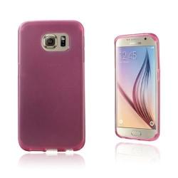 Sund (Rosa) Samsung Galaxy S6 Edge Skal