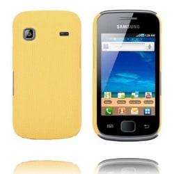 Supreme (Mörkgul) Samsung Galaxy Gio Skal