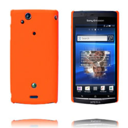 Supreme (Orange) Sony Ericsson Xperia Arc Skal