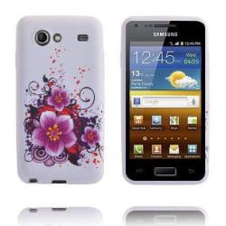 Symphony (3 Lila Blommor - Andra) Samsung Galaxy S Advance S