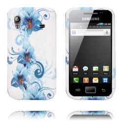 Symphony (Blå Trädgård) Samsung Galaxy Ace Silikonskal