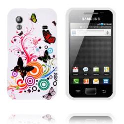 Symphony (Blandade Fjärilar) Samsung Galaxy Ace Silikonskal