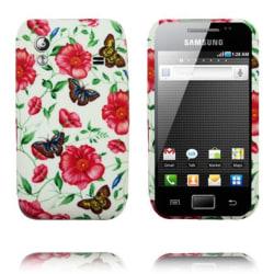 Symphony (Blommor Och Fjärilar) Samsung Galaxy Ace Silikonsk