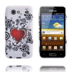Symphony (Rött Hjärta & Cirklar) Samsung Galaxy S Advance Sk