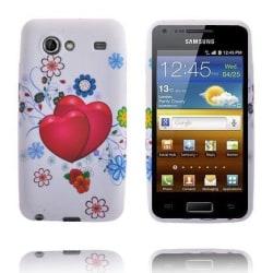 Symphony (Två Röda Hjärtan) Samsung Galaxy S Advance Skal