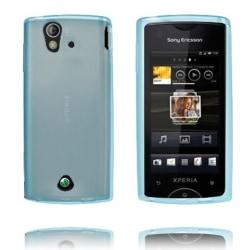 TPU Shell (Ljusblå) Sony Ericsson Xperia Ray Skal