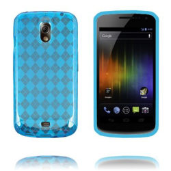 Tuxedo (Blå) Samsung Galaxy Nexus Skal