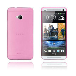 UltraSkin (Rosa) HTC One Skal