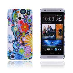 Valentine (Flower Power) HTC One Mini Skal