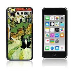 Van Gogh Oljemålning Hård Plast-skal för iPod Touch 6 - Byga