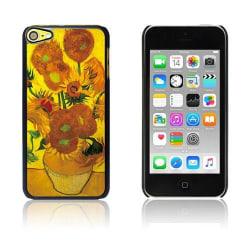Van Gogh Oljemålning Hård Plast-skal för iPod Touch 6 - Tolv