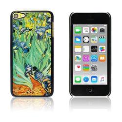 Van Gogh Oljemålning Hård Plast-skal för iPod Touch 6 - Träd