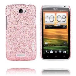 Victoria (Ljusrosa) HTC One X Skal