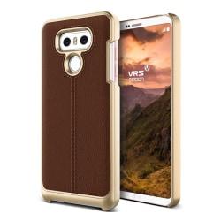 VRS Design Simpli Mod for LG G6 - Brown