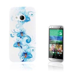 Westergaard (Blåa Blommor) HTC One Mini 2 Skal