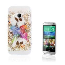 Westergaard (Färgglad Fjäril) HTC One Mini 2 Skal