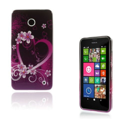 Westergaard (Hjärta & Blommor) Nokia Lumia 630 / 635 Skal