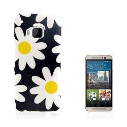 Westergaard HTC One M9 Skal - Vit Daisy