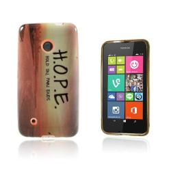 Westergaard Nokia Lumia 530 Skal - Hope Letters