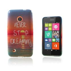 Westergaard Nokia Lumia 530 Skal - Sunset Citat