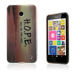 Westergaard Nokia Lumia 630 Skal - Hope Citat