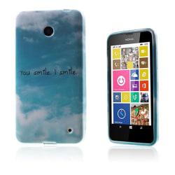 Westergaard Nokia Lumia 630 Skal - Smile Citat
