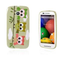 Westergaard (Tre Ugglor) Motorola Moto E Skal