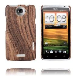 Woody (Brun) HTC One X Skal
