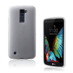 Wulf TPU-skal för LG K10 - Transparent