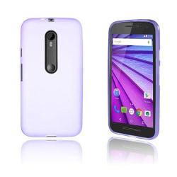Wulff Motorola Moto G 3rd Gen Skal - Lila