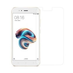 Xiaomi Mi A1 Härdat extra glas - Genomskinligt