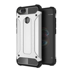 Xiaomi Mi A1 Hybird skal med förstärkta hörn - Silver