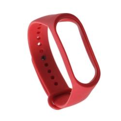 Xiaomi Mi Band 3 klockarmband TPU sport - Röd