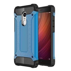 Xiaomi Redmi Note 4 Hybird skal med förstärkta hörn - Blå