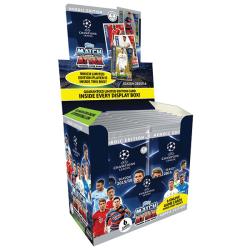 Fotbollskort Champions League 2015-16 Nordic Edition - Hel Box