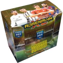 Fotbollskort Hel Box Panini FIFA 365 2021 - 50 paket