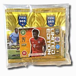 Fotbollskort Presentpåse FIFA 365 2021 (Panini)