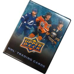 Hockeykort NHL Pärm NHL-motiv A4 (endast Pärm)