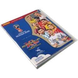Pärm för samlarkort, Panini Adrenalyn XL World Cup 2018