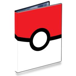 Pokémon, A5 Pärm Poké Ball - A5-storlek (plats för 40-80 kort)