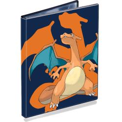 Pokémon Pärm Charizard 2020, A5-storlek (plats för 40-80 kort)