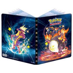 Pokémon Pärm Charizard -Shining Fates, A4-storlek (för 180 kort)