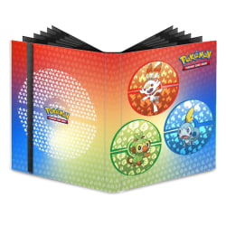 Pokémon Pärm Pro-Binder - Galar Starters - 9 Pocket A4