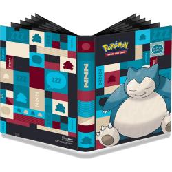 Pokémon, Pro-Binder, Snorlax - 9 Pocket